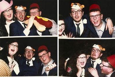 Congratulations Tom and Hayley