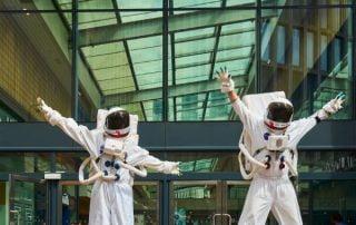 JB Springs Attended the Bradford Science Festival