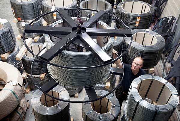 Manufacturing 30 Year High