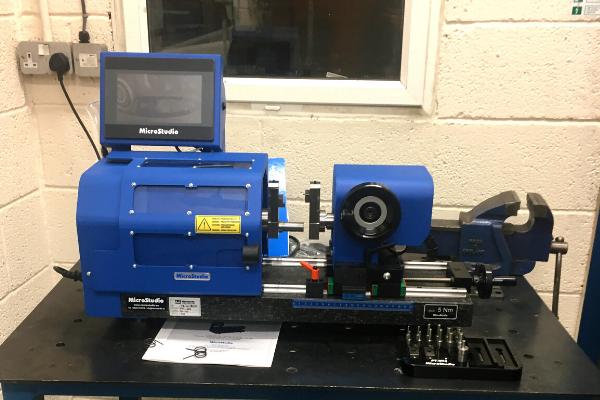 MicroStudio PTM5 torsiometer