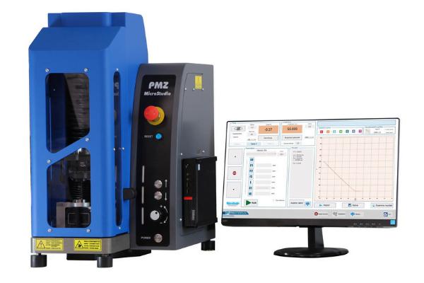 MicroStudio PMZ torsiometer