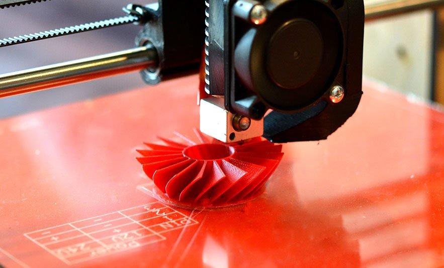 3D PrintinGg Prototype Parts