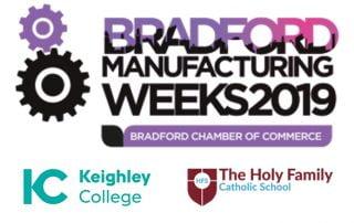 School & College Visits For Bradford Manufacturing Weeks