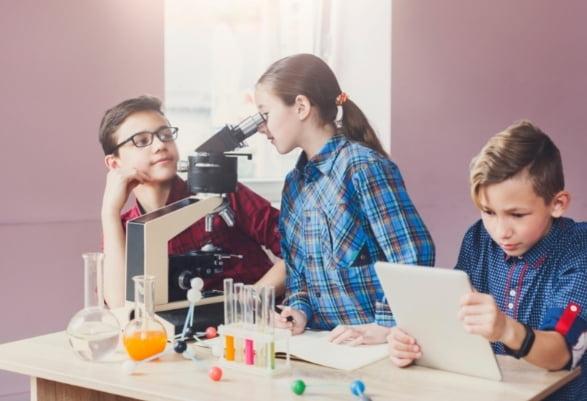 International Youth Day STEM